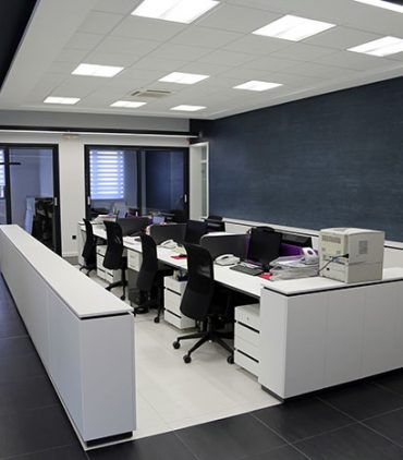 commercial-interior wall finishes